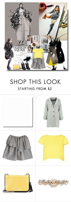 """""""The Creators"""" by sue-mes ❤ liked on Polyvore featuring Reyes, Marc Jacobs, Von Sono, Carla Zampatti, Miu Miu and The Cambridge Satchel Company"""