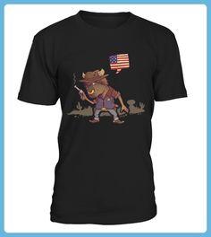 bison USA Kids Shirts