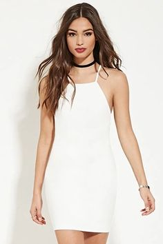 Bodycon Crisscross Cami Dress | Forever 21 #letscelebrate