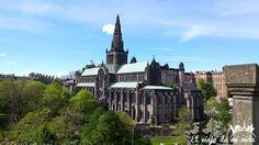 No sabía mucho de #Glasgow y en la oficina de turismo me animaron a hacerme a su #catedral y la verdad... es que me encantó! :) #Escocia #Scotland #Edinburgh #Edimburgo #scotlandlover #scotland_greatshots #scotlandtrip #scotland_insta #scotland2017 #scotland_lovers_ig