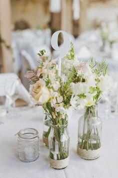Tischdeko Hochzeit Mehr