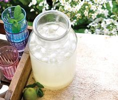 Treat yourself and your family and make this delicious ginger beer