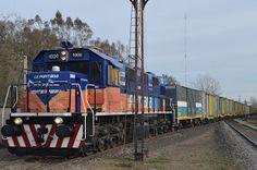 ferrocarriles del sud: El tren de San Luis crece y presentan dos nuevos v...