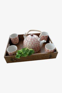 Chinese Style Tea Set