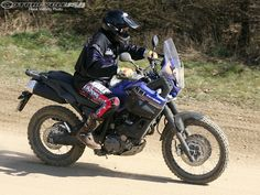 Memorable Motorcycle: XT660Z Tenere