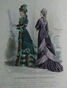 Le Moniteur des Dames et des Demoiselles 1876