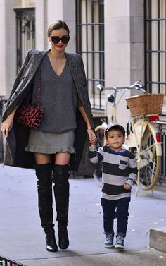 Miranda Kerr and Flynn | Celebrity-gossip.net