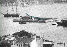 İstanbul'un eski fotoğrafları - Kuruçeşme