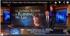 Pfizer's Dr. Freda Lewis-Hall Discusses Fibromyalgia on Dr. Phil