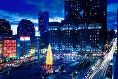 The only hotel located on San Francisco's famous Union Square, The Westin St. Francis San Francisco on Union Square i