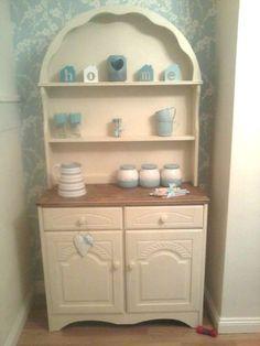 Shabby Chic Dutch Dresser   eBay