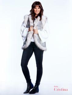 Cristina Ferreira, Winter Jackets, Fashion, Little Princess, Princesses, Winter Coats, Moda, Winter Vest Outfits, Fashion Styles
