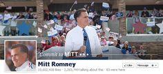 Mitt Romney - US Presidential Election 2012 – Social Media Campaign