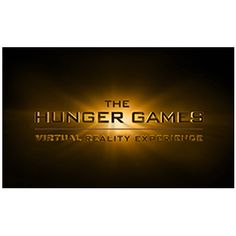 The Hunger Games - Virtual Reality Experience | VR Creed Would you like to... of course you would :)) It's Katniss Everdeen, folks! So, get The Hunger Games VR Experience from our store, VRCreed! #virtualreality #vrcontent #vrexperience http://www.vrcreed.com/app/the-hunger-games-virtual-reality-experience/