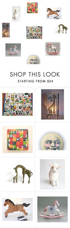 """Nursery decoration"" by einder ❤ liked on Polyvore featuring interior, interiors, interior design, home, home decor and interior decorating"