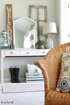 Decorating With Garage Sale Finds (The one where I profess my love for garage sales...again.) - House by Hoff