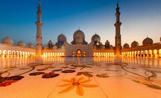 Abu Dhabi (my home)