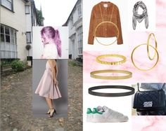 Read about my thought on street style via link in bio #hvisk #hviskdistortion #streetstyle #pink  #collage