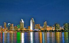Skyline San Diego California