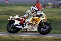 jack middelburg on Honda Racing Motorcycles, Jumping Jacks, Vintage Racing, Road Racing, Motogp, Grand Prix, Motorbikes, Honda, Classic Motorcycle