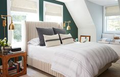 Our Beach House Bedroom: The Reveal