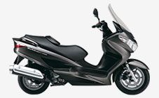 Suzuki Burgman 200, the best bike for the city