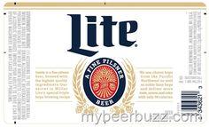 mybeerbuzz.com - Bringing Good Beers & Good People Together...: Miller Lite Extends Retro Packaging To Bottles