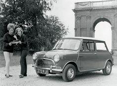Morris Mini Cooper, 1964