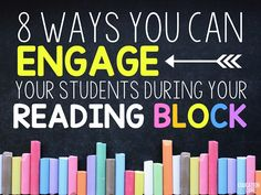 8 Ways to Engage You