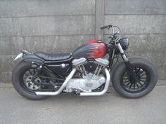 Harley-Davidson XLH1200 by Brat Style