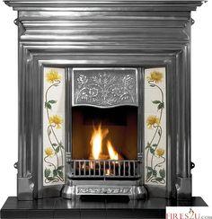edwardian fireplaces - Google Search