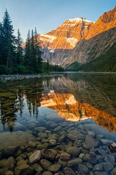 A Jasper Sunrise by Chris Greenwood / (Alberta, Canada) Fantasy Landscape, Landscape Photos, Landscape Photography, Nature Photography, Sunrise Photography, Nature Images, Nature Pictures, Beautiful Pictures, Beautiful Landscape Wallpaper