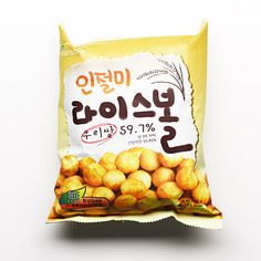 Azuki Bean Rice Ball Snacks (injulmi rice ball) | 12 Korean Snacks You Absolutely Have To Try