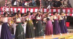 京都の伝統行事『大的大会』に外国人が驚きの声「これはスポーツというより芸術」「日本の女性は上品で美しい」