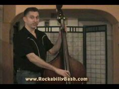 Learning how to play slap bass - Lesson 2 Rockabilly, Bass, Learning, Youtube, Studying, Teaching, Youtubers, Lowes, Youtube Movies