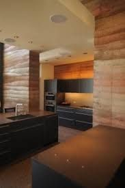 Image result for Rammed Earth walls