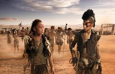All-Child Mad Max reconstruction looks
