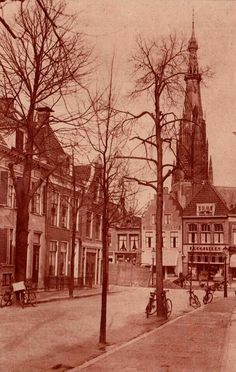 Turfmarkt 1932.