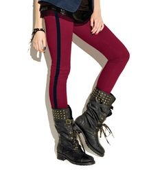 Avon: mark Fit Right In Skinny Pants & mark Rock The Boot #fallfashion #boots #fallstyle