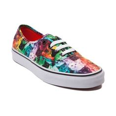 96c2731e89dd Shop for Vans x ASPCA Authentic Rainbow Kitty Skate Shoe in Multi at  Journeys Shoes.