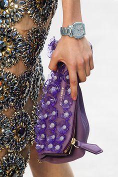 Los accesorios más hot de las pasarelas Primavera / Verano 2014: Burberry Prorsum