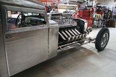 The Jay Leno Garage this is one awesome hot rod