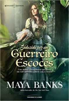 Seduzida por um Guerreiro Escocês vol. 1 - Maya Banks by Luã Lineker - issuu Maya Banks, I Love Books, Good Books, My Books, Sylvia Day, Vampire Diaries Stefan, Vampire Books, Michael Trevino, Horror Books