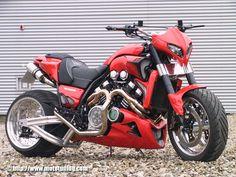"Yamaha VMax ""Shotgum"