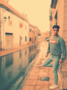 #disobey #model #man #style #street #madrid #rain #disobey
