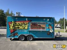 2904 awesome food trucks concession trailers cool stuff images rh pinterest com