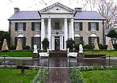 Graceland( Elvis Presley estate ) -memphis, tennessee , Been here twice !