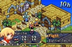 Image result for final fantasy tactics advance