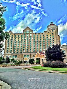Grandover - Greensboro Hotel, Events Center, Spa & Golf Resort and Realty  1000 Club Rd, Greensboro, NC, NC 27407