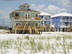House vacation rental in Orange Beach